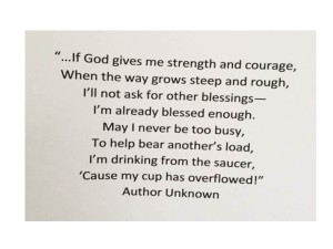 Quote found on a bulletin board in a United Methodist church in Tucson, Arizona (click to enlarge).